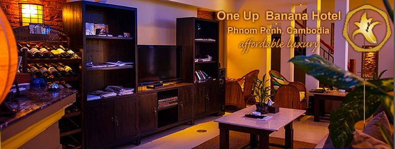 1 Up Banana Hotel Phnom Penh