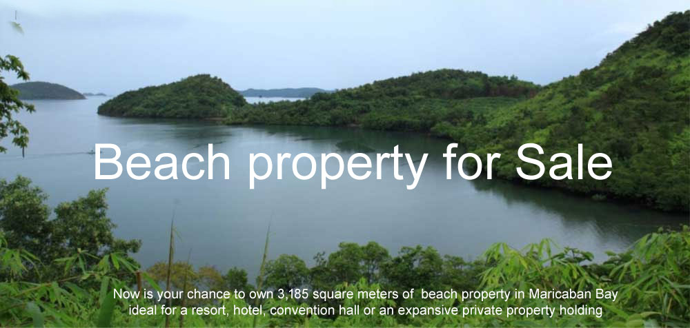 Maricaban real property for sale
