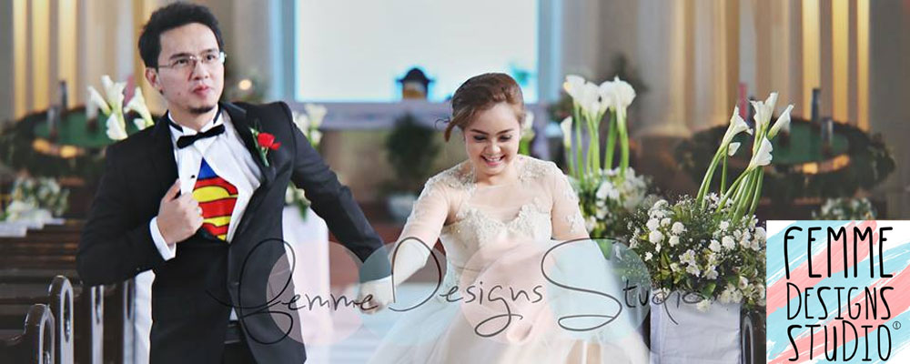 Femme Designs Studio, photography, wedding Gen San
