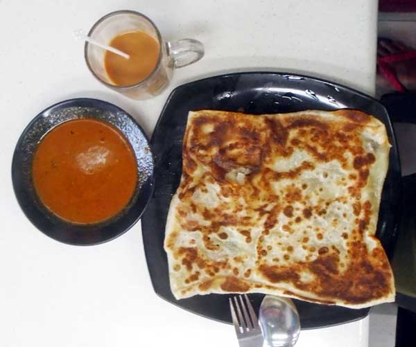 prata breakfast