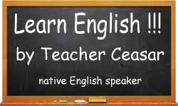 Teacher Ceasar (English Teacher), english_teacher, Saigon
